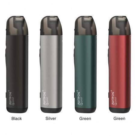 JUSTFOG - QPod Kit 900mAh-Black