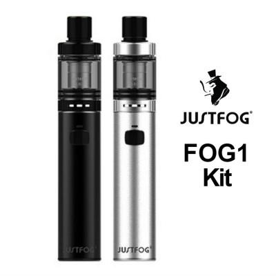 Justfog FOG1 Kit - 1500mAh-Silver