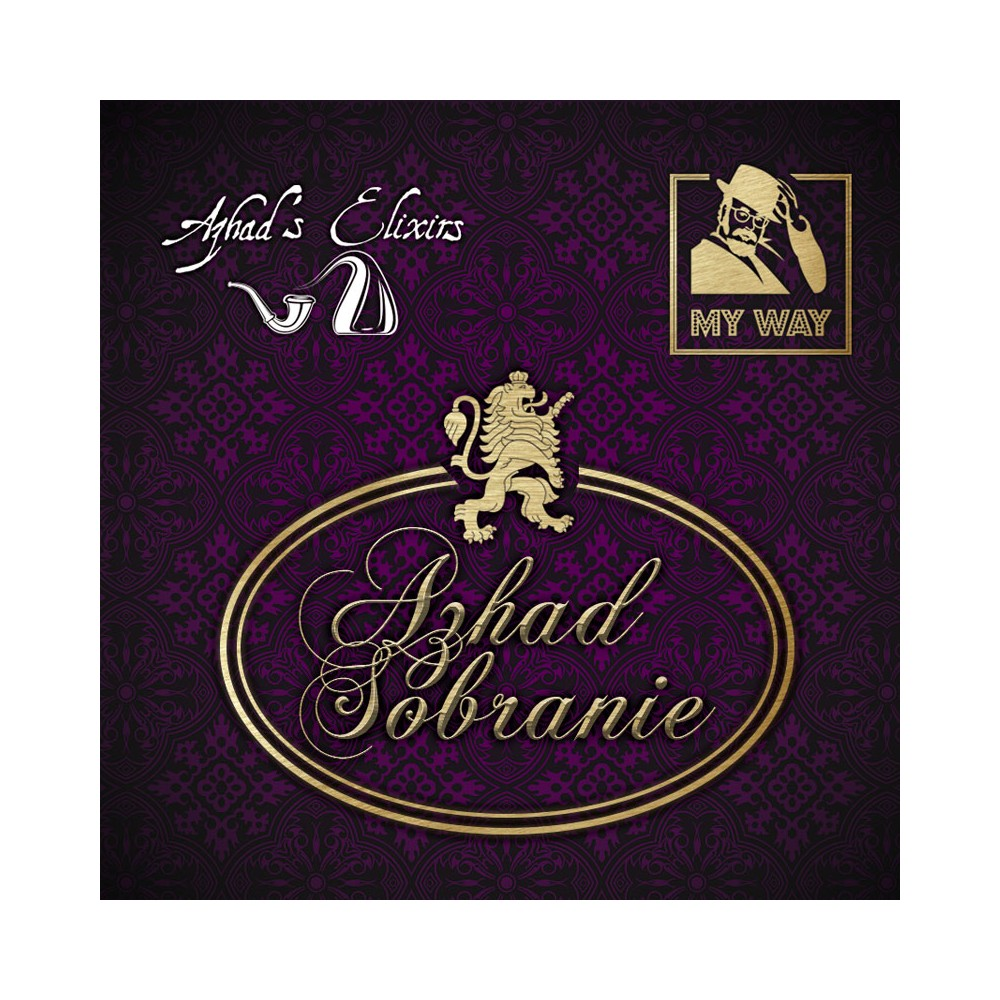Azhad's Elixirs - Aroma Azhad Sobranie 10ml