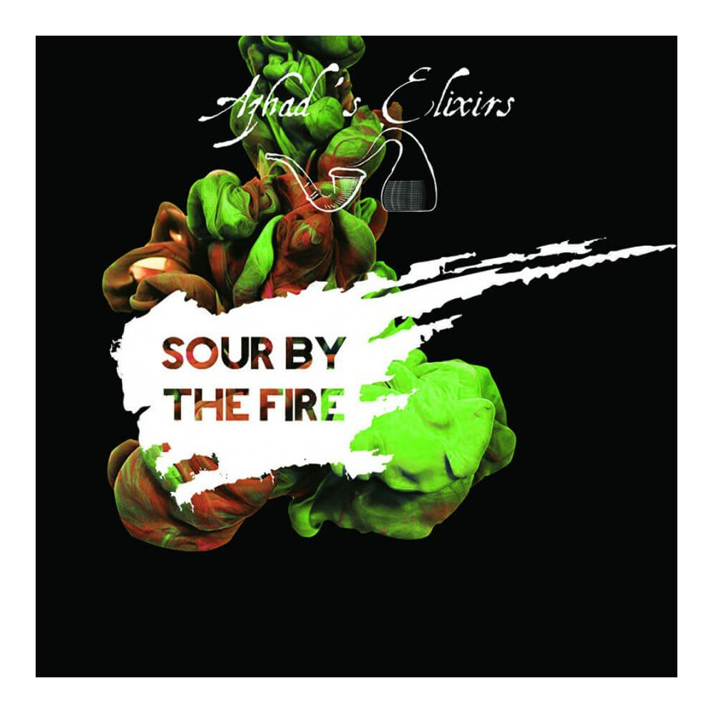Azhad's Elixirs - Aroma Sensation Sour By The Fire 10ml