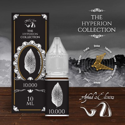 Azhad's Elixirs 10ml - The Hyperion Collection - 10.000-0mg/ml