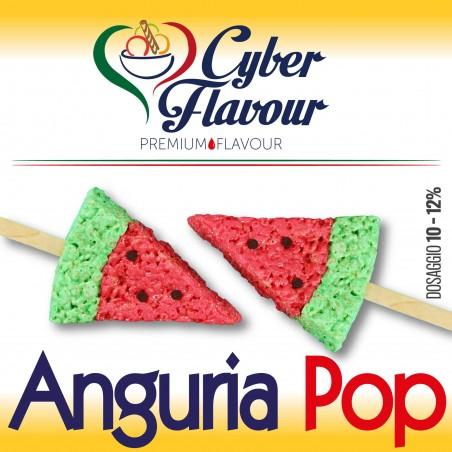 Cyber Flavour - Aroma Anguria Pop 10ml