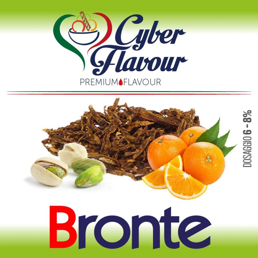 Cyber Flavour - Aroma Bronte 10ml
