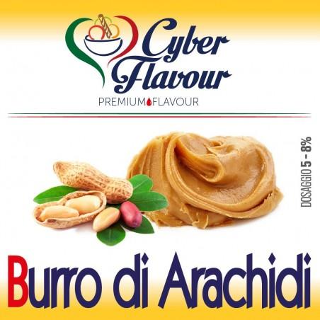 Cyber Flavour - Aroma Burro Di Arachidi 10ml