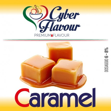 Cyber Flavour - Aroma Caramel 10ml