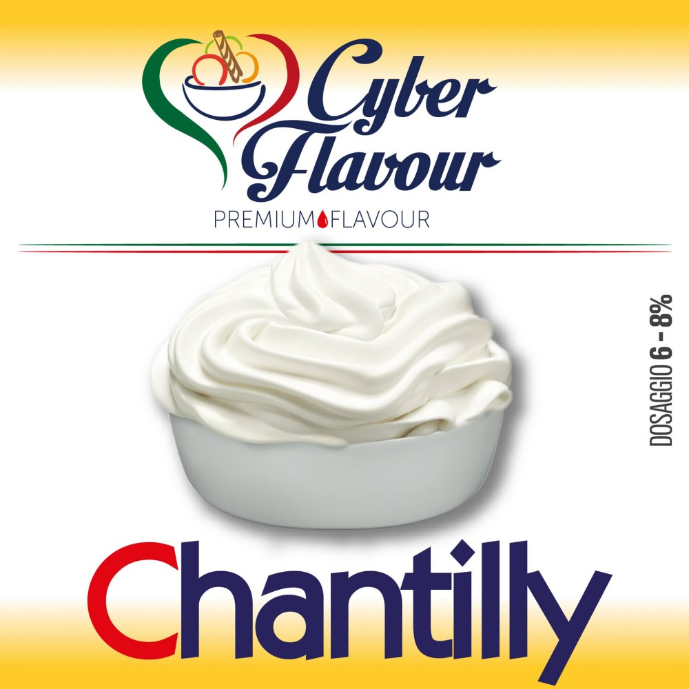 Cyber Flavour - Aroma Chantilly 10ml