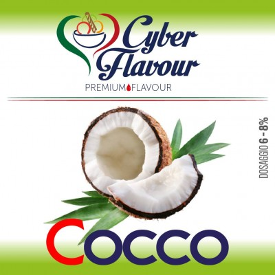 Cyber Flavour - Aroma Cocco 10ml