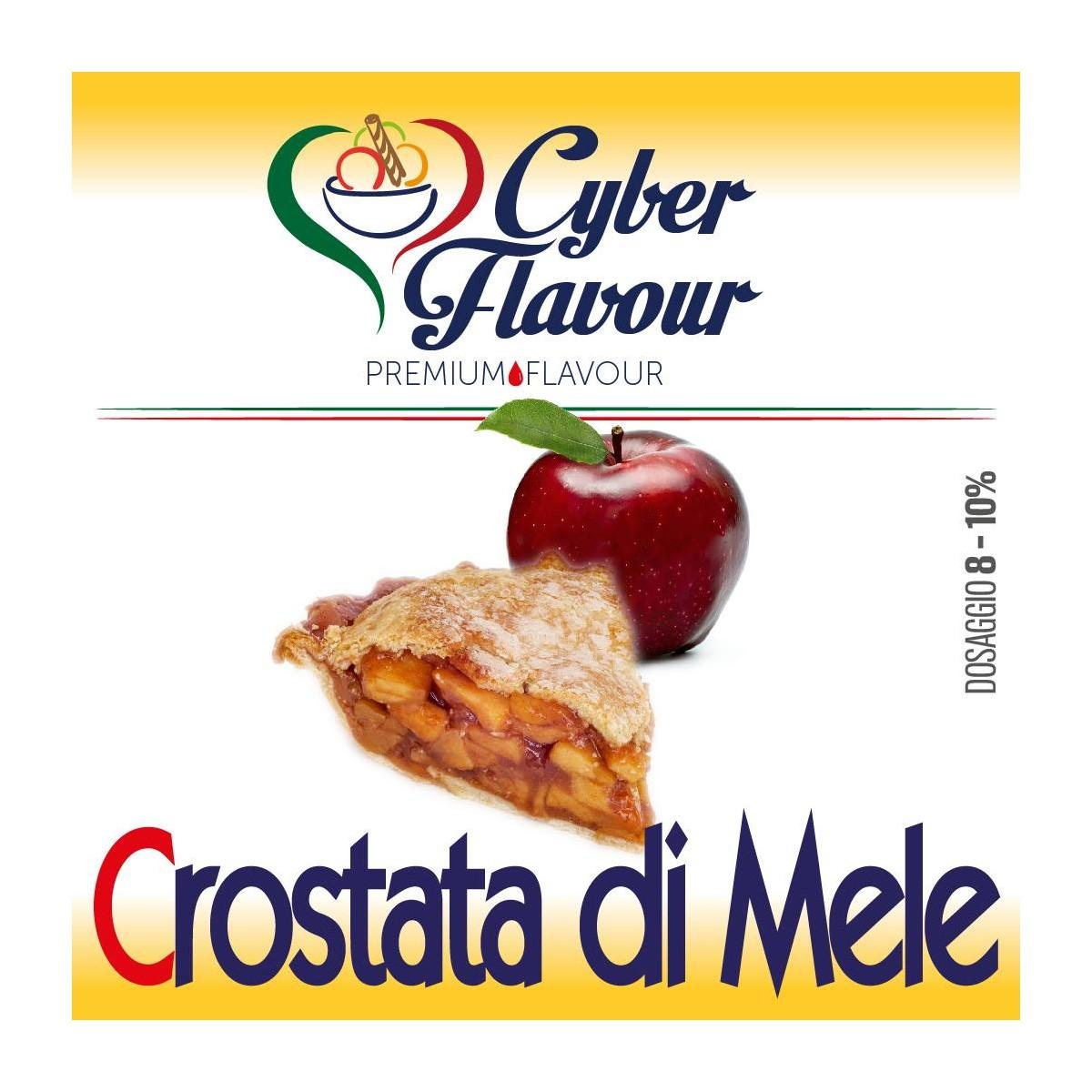 Cyber Flavour - Aroma Crostata Di Mele 10ml