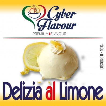 Cyber Flavour - Aroma Delizia Al Limone 10ml