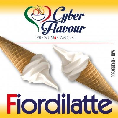 Cyber Flavour - Aroma Fiordilatte 10ml