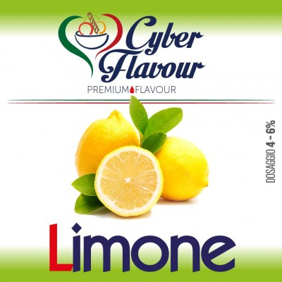 Cyber Flavour - Aroma Limone 10ml