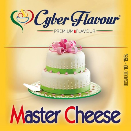 Cyber Flavour - Aroma Master Cheese 10ml