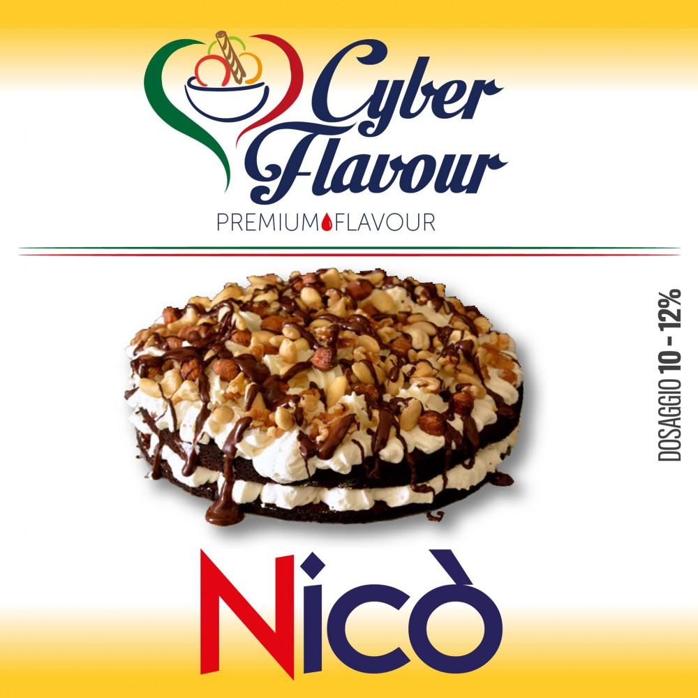 Cyber Flavour - Aroma Nicò 10ml