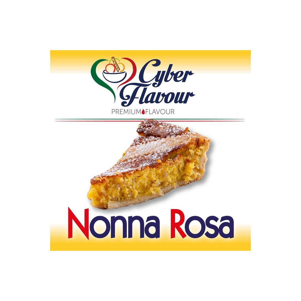 Cyber Flavour - Aroma Nonna Rosa 10ml