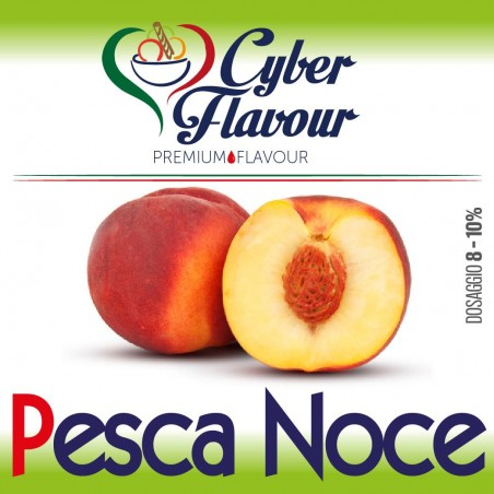 Cyber Flavour - Aroma Pesca Noce 10ml