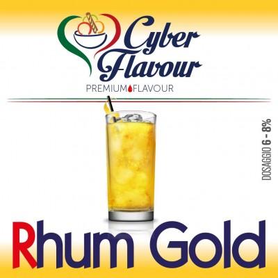 Cyber Flavour - Aroma Rhum Gold 10ml