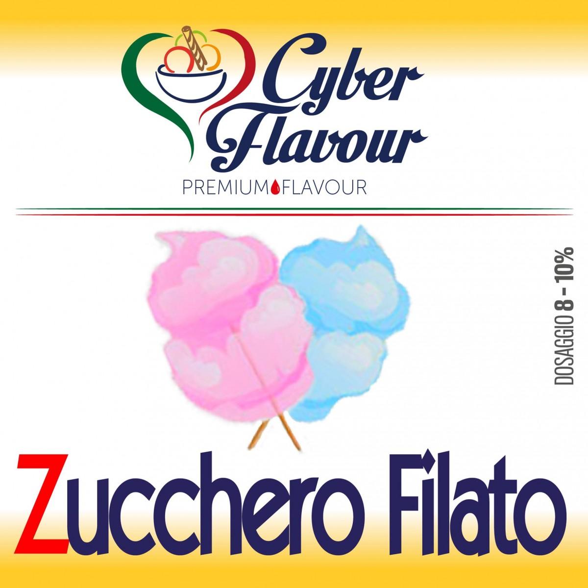 Cyber Flavour - Aroma Zucchero Filato 10ml