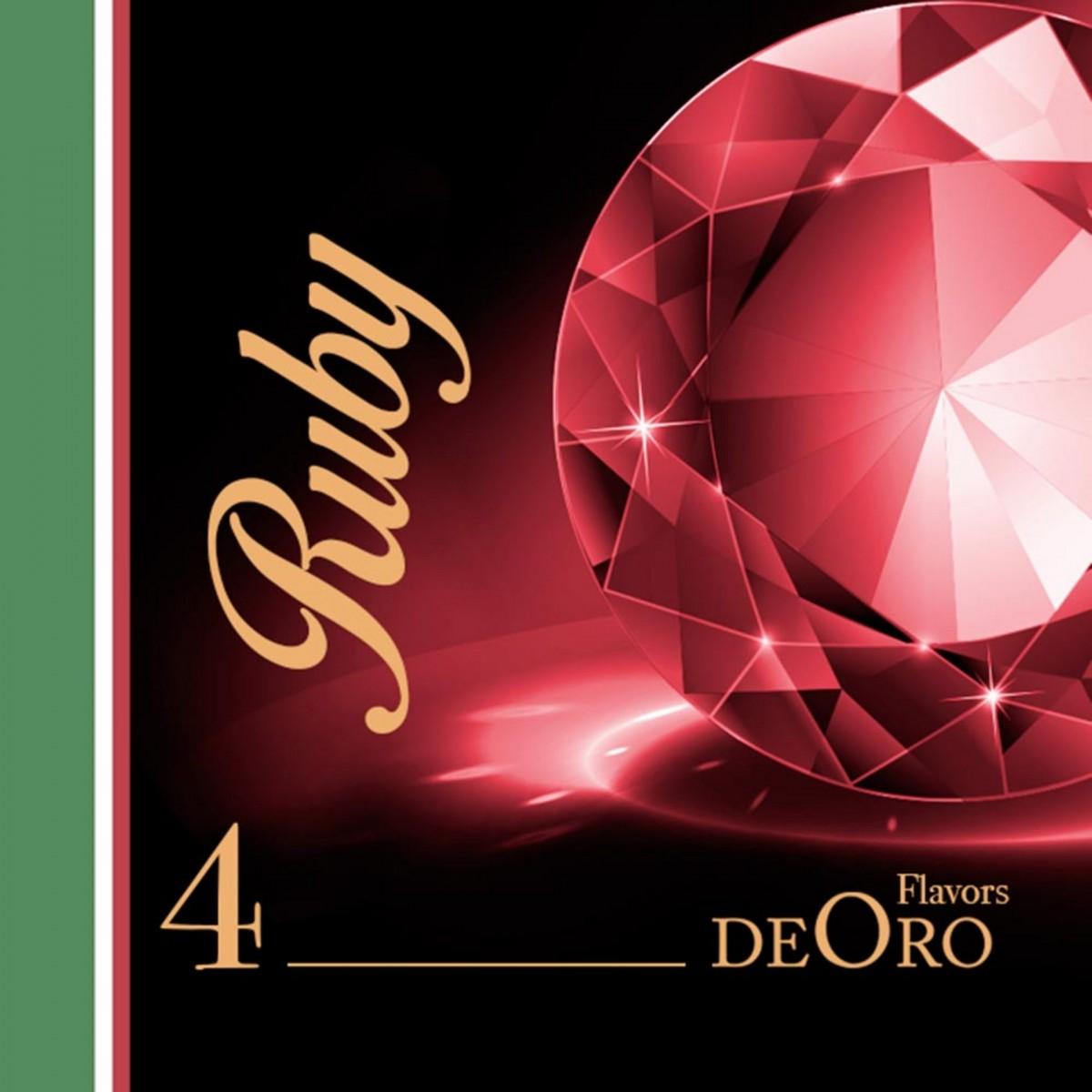 DeOro - Aroma 10ml - Ruby