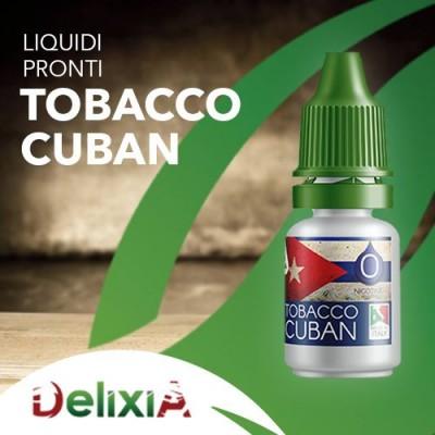 Delixia 10ml - Cuban