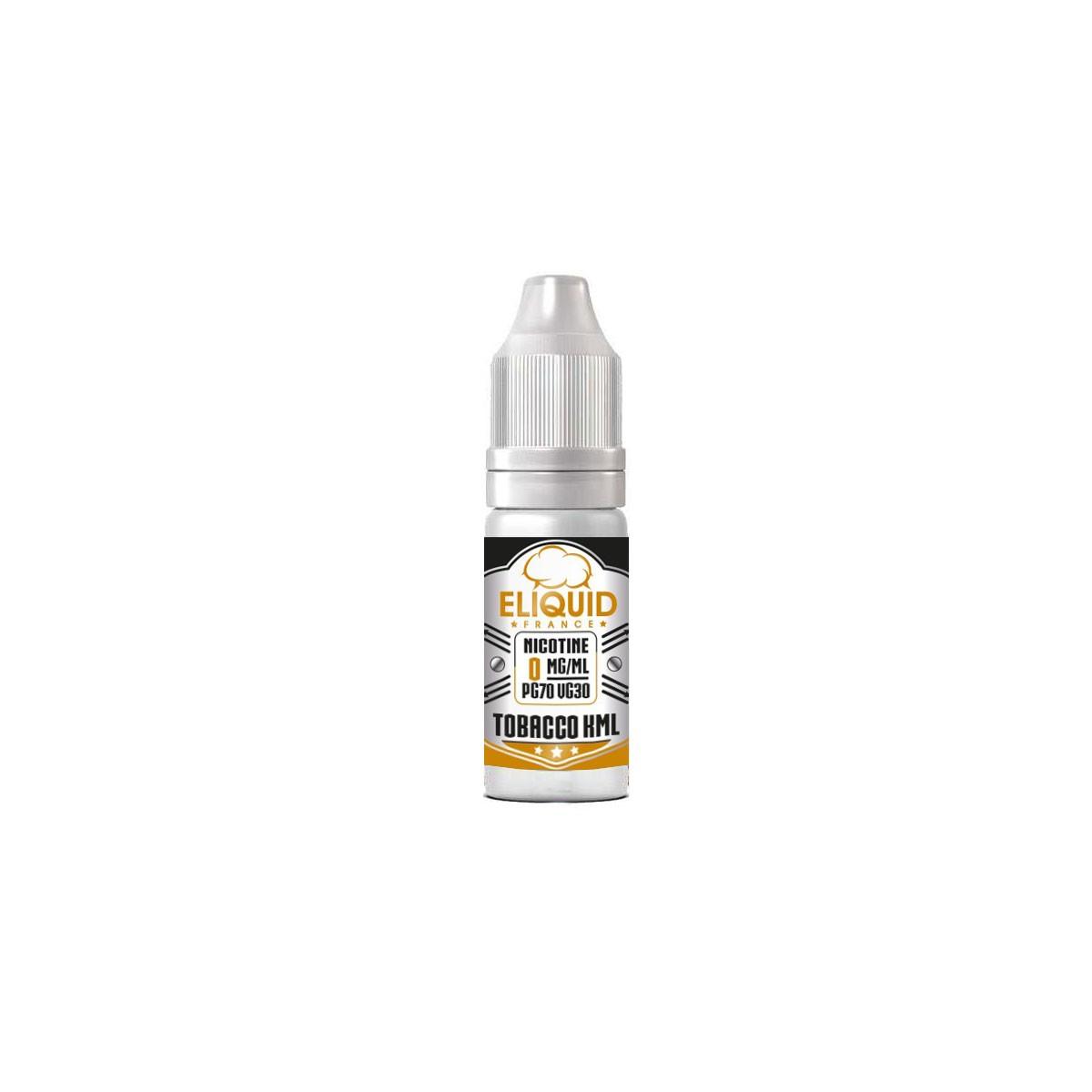 Eliquid France -  Tobacco KML (Classico KML) 10ml-0mg/ml