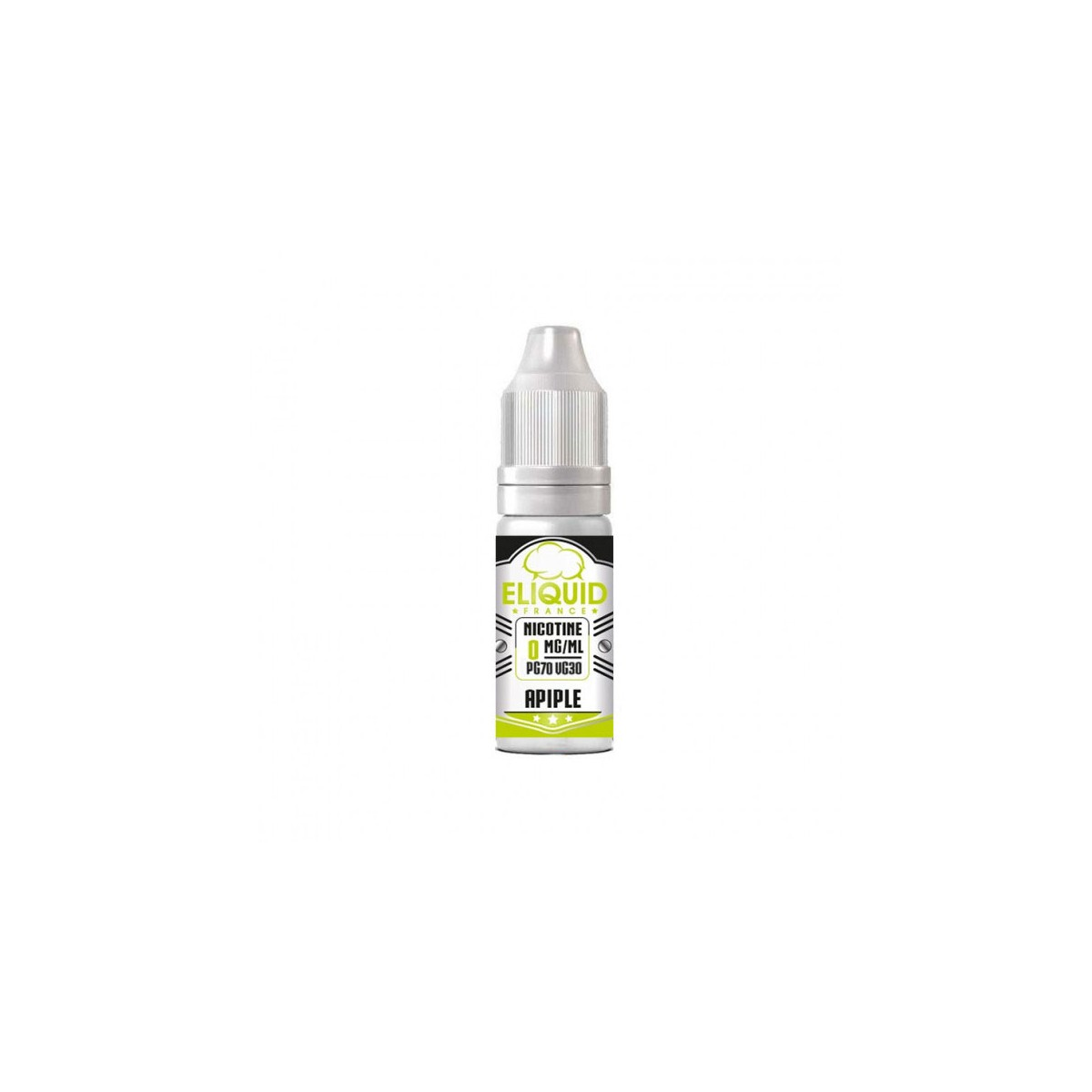 Eliquid France - Apiple (Mela) 10ml  -0mg/ml