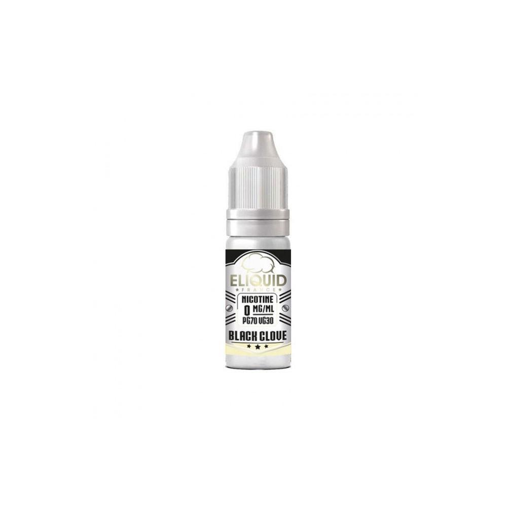 Eliquid France - Black Clove (Vaniglia) 10ml-0mg/ml