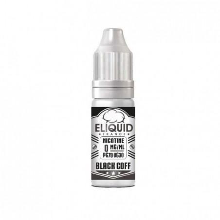 Eliquid France - Black Coff (Caffè) 10ml-0mg/ml