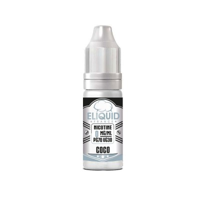 Eliquid France - Coco (Cocco) 10ml-0mg/ml