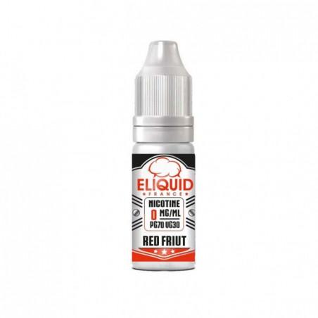 Eliquid France - Red Friut (Frutti Rossi) 10ml-0mg/ml
