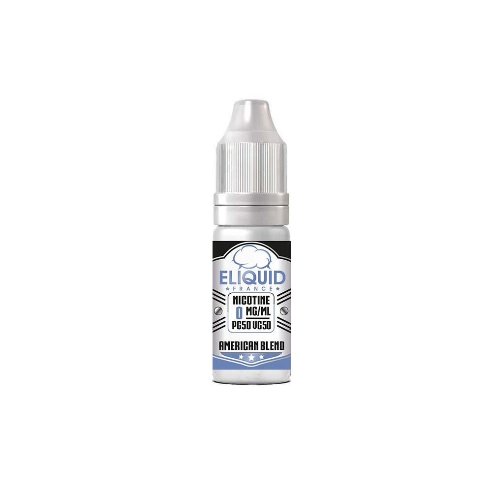 Eliquid France - Tobacco American Blend 10ml-0mg/ml