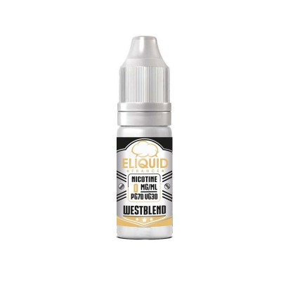 Eliquid France - Westblend 10ml-6mg/ml