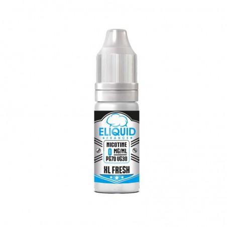 Eliquid France - XL Fresh (Menta Fresca) 10ml-0mg/ml