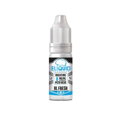Eliquid France - XL Fresh (Menta Fresca) 10ml-12mg/ml