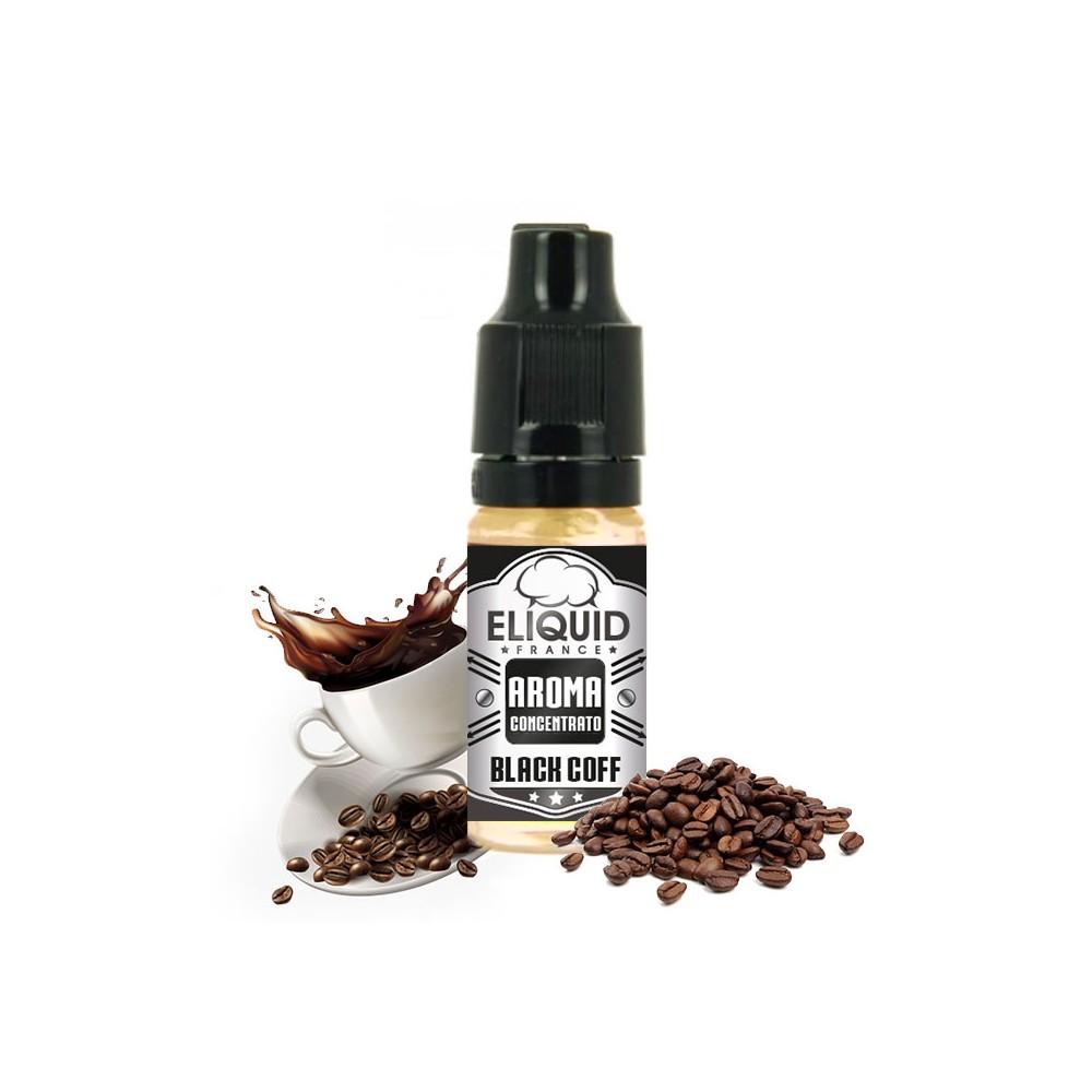 Eliquid France Aroma - Black Coff (Caffè) 10ml
