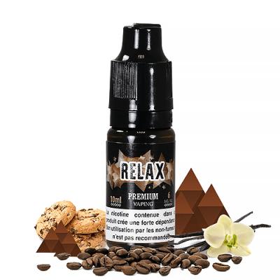 Eliquid France Premium - Relax 10ml-0mg/ml
