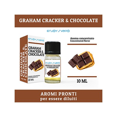 EnjoySvapo Aroma - Graham Craker & Chocolate 10ml