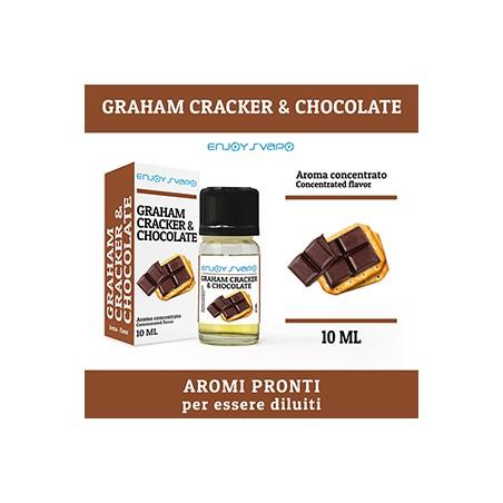 EnjoySvapo Aroma - Graham Craker & Chocolate 10ml