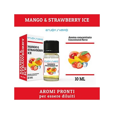 EnjoySvapo Aroma - Mango & Strawberry Ice 10ml