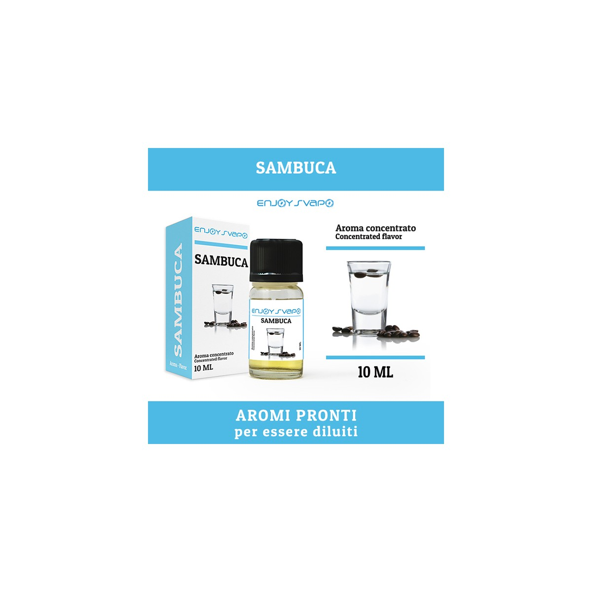 EnjoySvapo Aroma - Sambuca 10ml