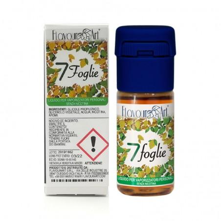 FlavourArt 10ml - 7Foglie-0mg/ml