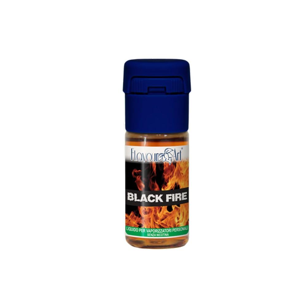 FlavourArt 10ml - Black Fire-0mg/ml