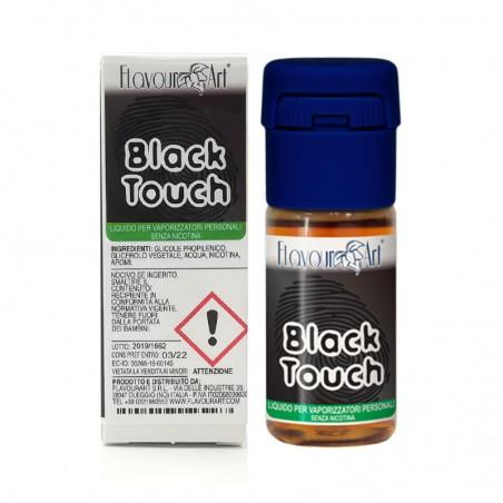 FlavourArt 10ml - Black Touch-0mg/ml
