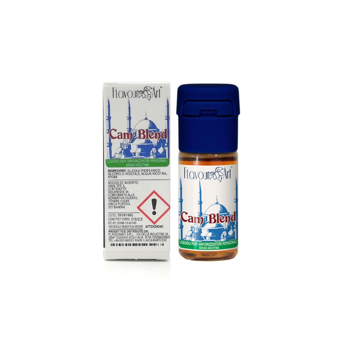 FlavourArt 10ml - Cam Blend-0mg/ml