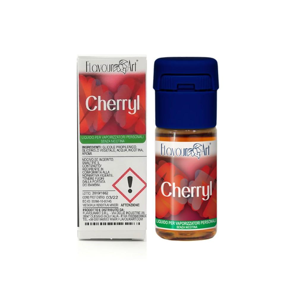 FlavourArt 10ml - Cherryl-0mg/ml
