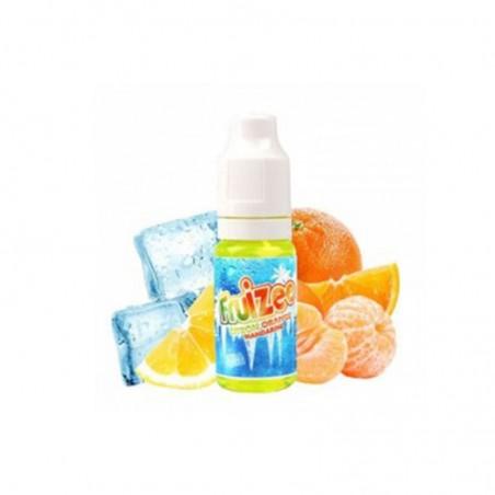 Eliquid France Fruizee Fresh - Citron Orange Mandarine 10ml-0mg/ml