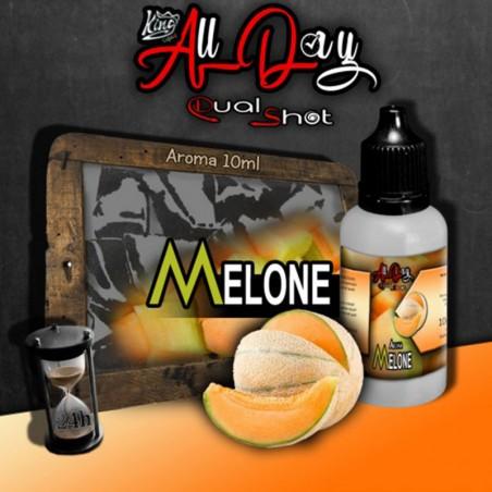 King Liquid - Aroma Dual Shot - Melone 10ml