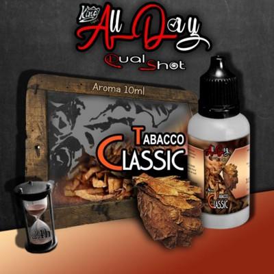 King Liquid - Aroma Dual Shot - Tabacco Classic 10ml