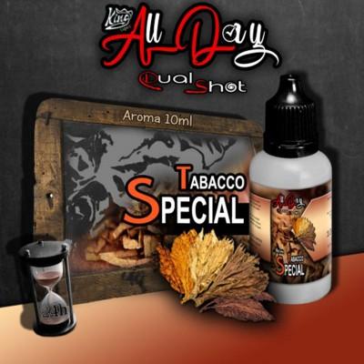 King Liquid - Aroma Dual Shot - Tabacco Special 10ml