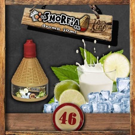 King Liquid - La Smorfia XXL 30ml - N.46