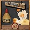 King Liquid - La Smorfia XXL 30ml - N.51